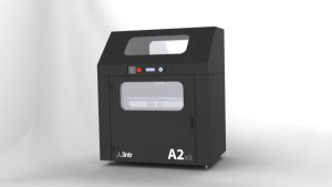 This printer has the same characteristics as 3ntr A4v3, but one of the broadest print areas in the sector, since it can print objects up to a size of 61x35x 50 centimetres