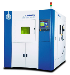 hybrid metal laser sintering and milling machine Lumex Avance-25
