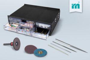 surface finishing equipment meusburger