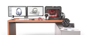 MakerBot for Professionals offers engineers and designers a faster and more effective way to develop ideas