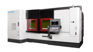 4.The Okuma MULTUS U3000 provides additive manufacturing solutions to meet the quality requirements of aerospace components