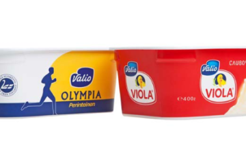 Coveris rolls out in-mold labeled thermoformed dairy package
