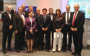 China is the newest ISTMA World member