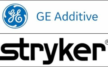 GE Additive partners with Stryker to support industrial 3D printing for healthcare sector