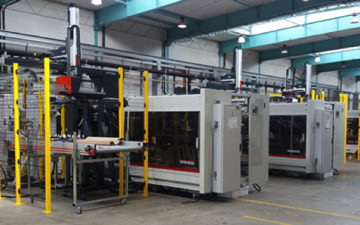 Fatra invests in Negri Bossi machinery for Ikea plastic goods