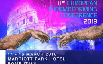 11th European Thermoforming Conference in Rome