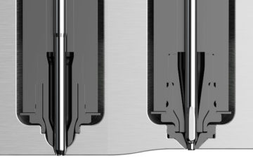 HRSflow's HPgate enlarges molding process window