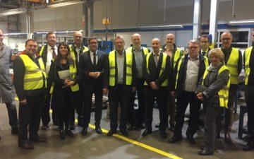 ISTMA Europe fall meeting held in Celje