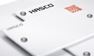 New HASCO nameplate editor facilitates customised designs