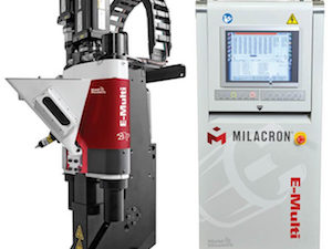 Milacron expanded co-injection offering with Kortec Connect